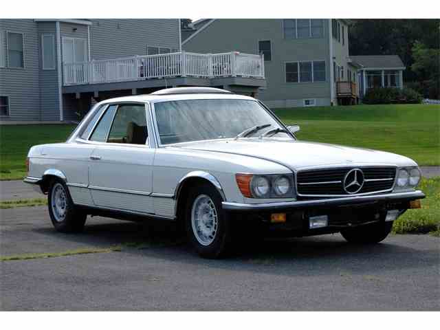 Picture of 1978 Mercedes-Benz 280 located in New York - NKCY