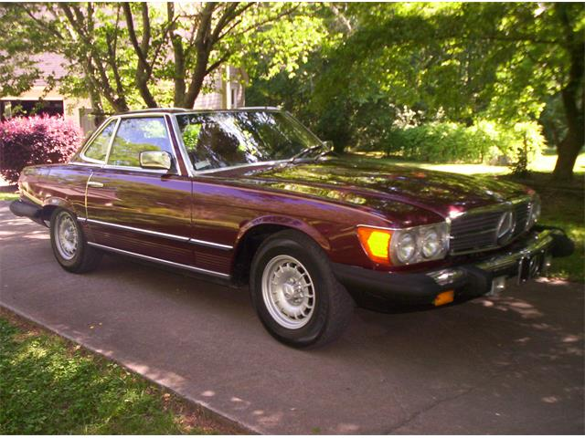 Picture of '85 380SL - NDS4