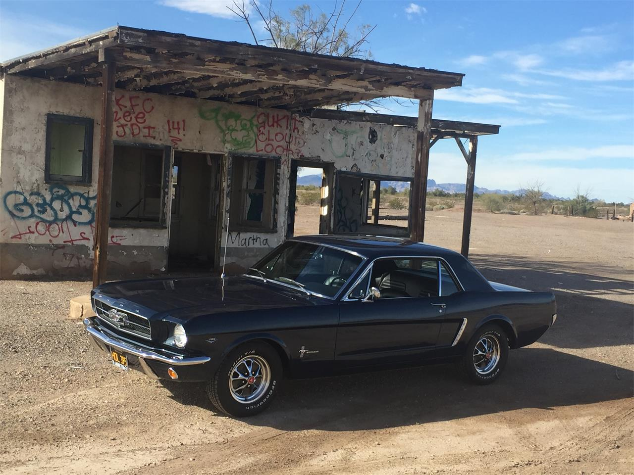 Large Picture of '65 Mustang - NKDE