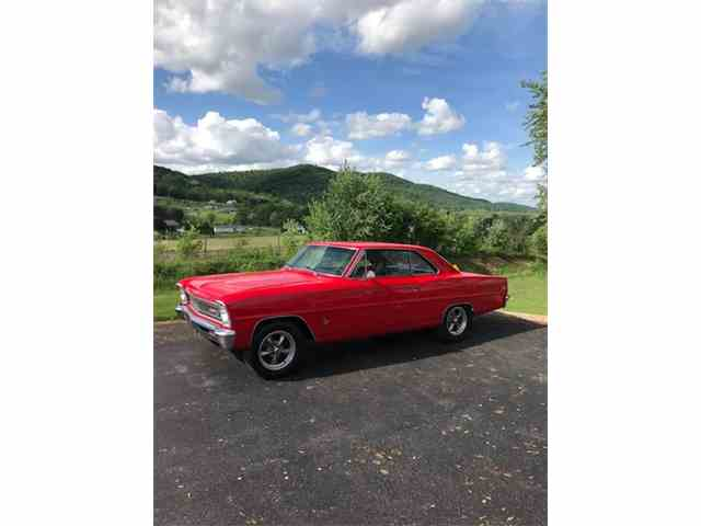Picture of '66 Chevrolet Nova II SS located in Pennsylvania Auction Vehicle - NKDI