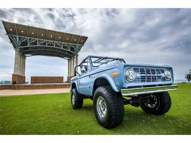 Picture of '74 Bronco - NKDL