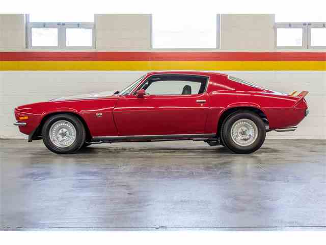 Picture of Classic '71 Camaro located in Montreal Quebec - $36,495.00 Offered by  - NKDN