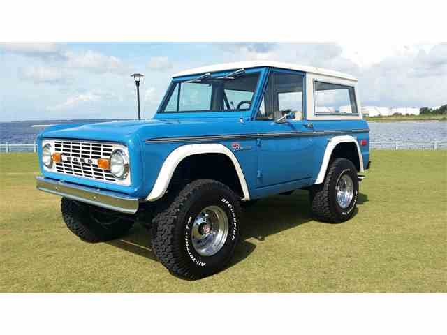 Picture of '74 Bronco - NKDR