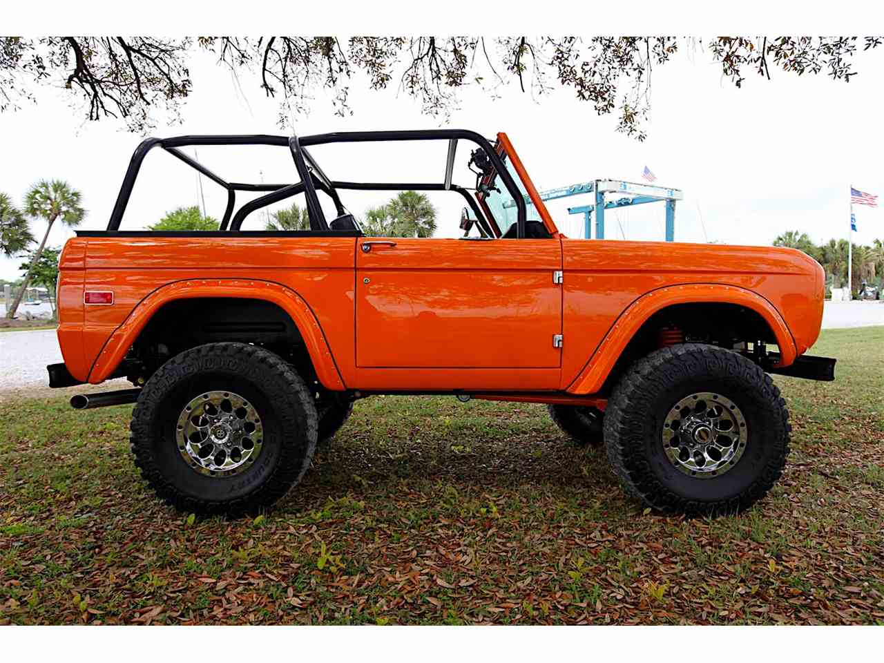 1972 ford bronco for sale cc 1099506. Black Bedroom Furniture Sets. Home Design Ideas