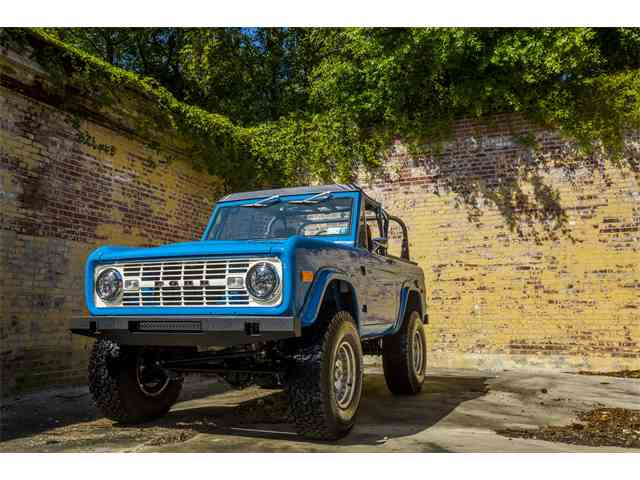Picture of '76 Bronco - NKDW