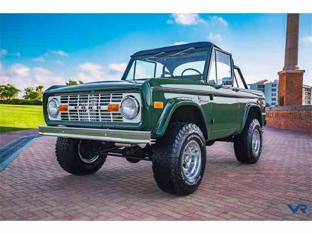 Picture of '71 Bronco - NKE2