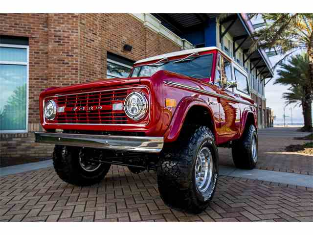 Picture of '72 Bronco - NKE3