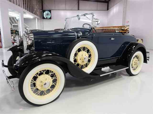 Picture of 1931 Model A located in St. Louis Missouri - $36,900.00 Offered by  - NKE4