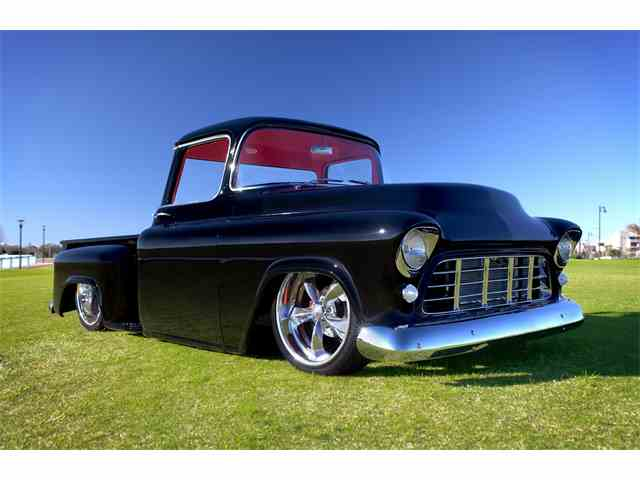 Picture of Classic 1956 Chevrolet Pickup located in Pensacola Florida - $125,000.00 Offered by  - NKE6