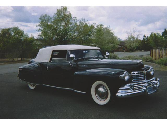 Picture of '48 Continental - NKEM