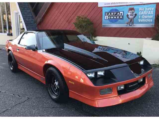 Picture of '87 Camaro IROC-Z - NKEP