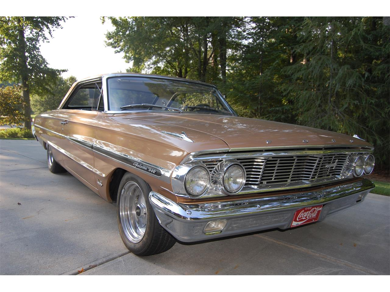 Large Picture of '64 Galaxie 500 - NKEU