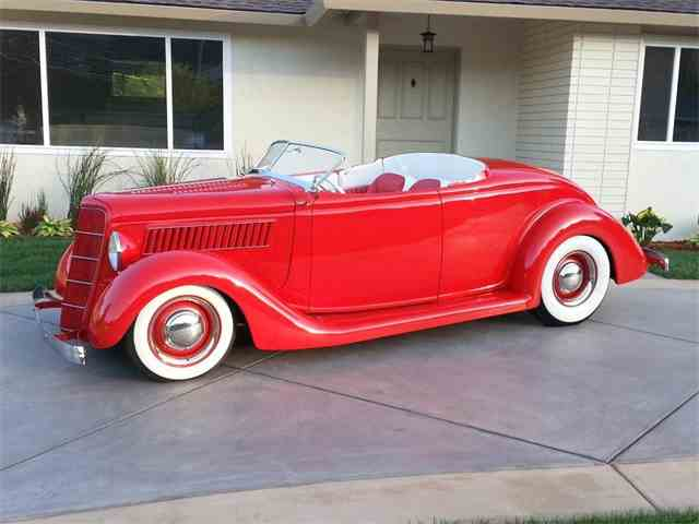 Picture of 1935 Ford Roadster Offered by a Private Seller - NKEZ