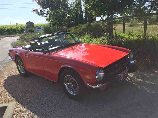 Picture of '76 TR6 - NKF1
