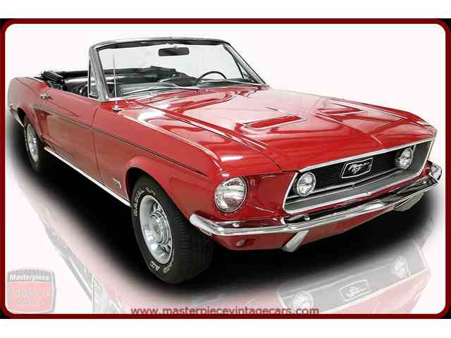 Picture of '68 Ford Mustang GT located in Whiteland Indiana - NDSC