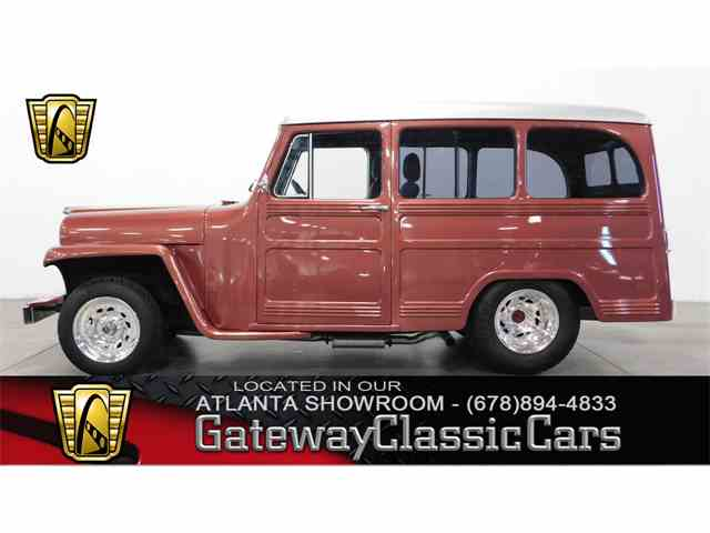 Picture of Classic 1950 Wagoneer located in Georgia - $26,595.00 - NKFD