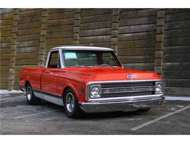 Picture of Classic 1969 C10 Auction Vehicle Offered by  - NKFM