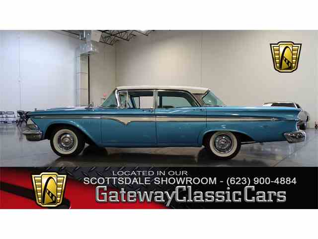 Picture of '59 Edsel Ranger located in Deer Valley Arizona - NKFW