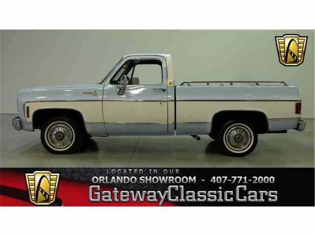 Picture of 1976 C10 located in Lake Mary Florida - $14,995.00 - NKFX