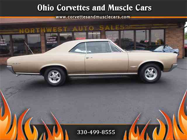 Picture of Classic '66 GTO located in Ohio - NKG0