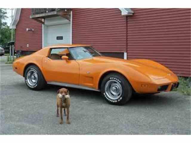 Picture of '77 Corvette - NKG2