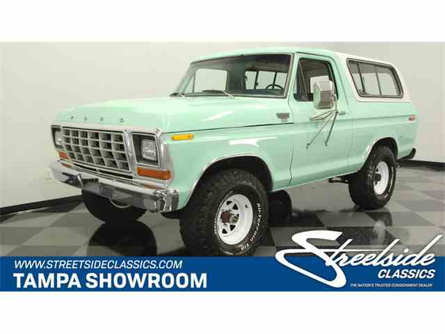 Picture of '78 Bronco - NKG4
