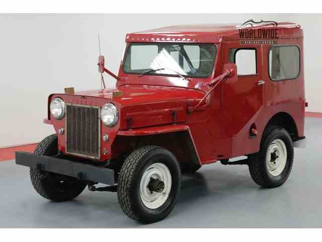 Picture of '61 Willys Jeep located in Colorado - $13,900.00 Offered by  - NKG8