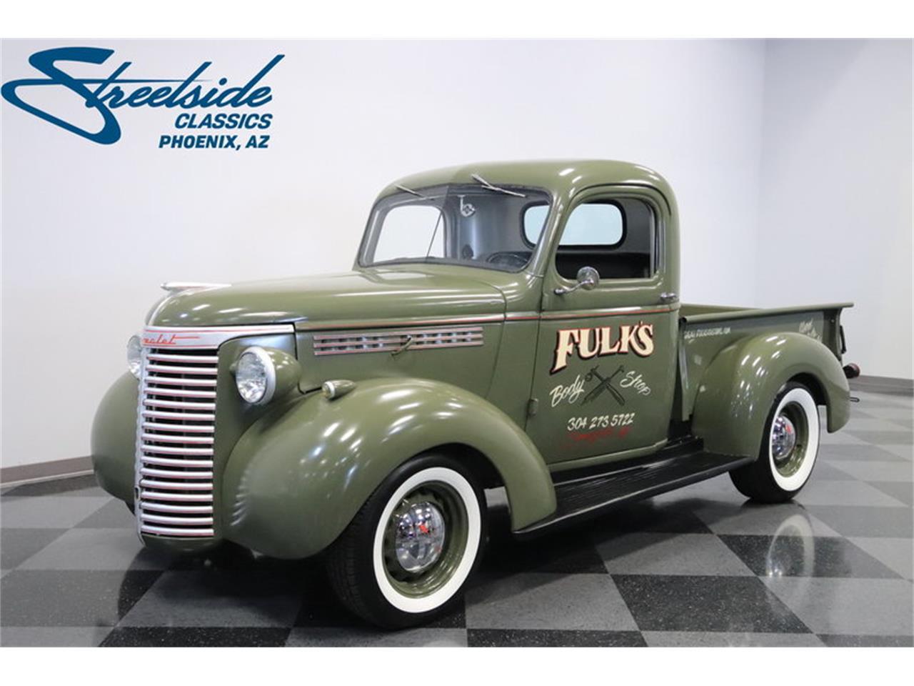 For Sale 1940 Chevrolet 3 4 Ton Pickup In Mesa Arizona