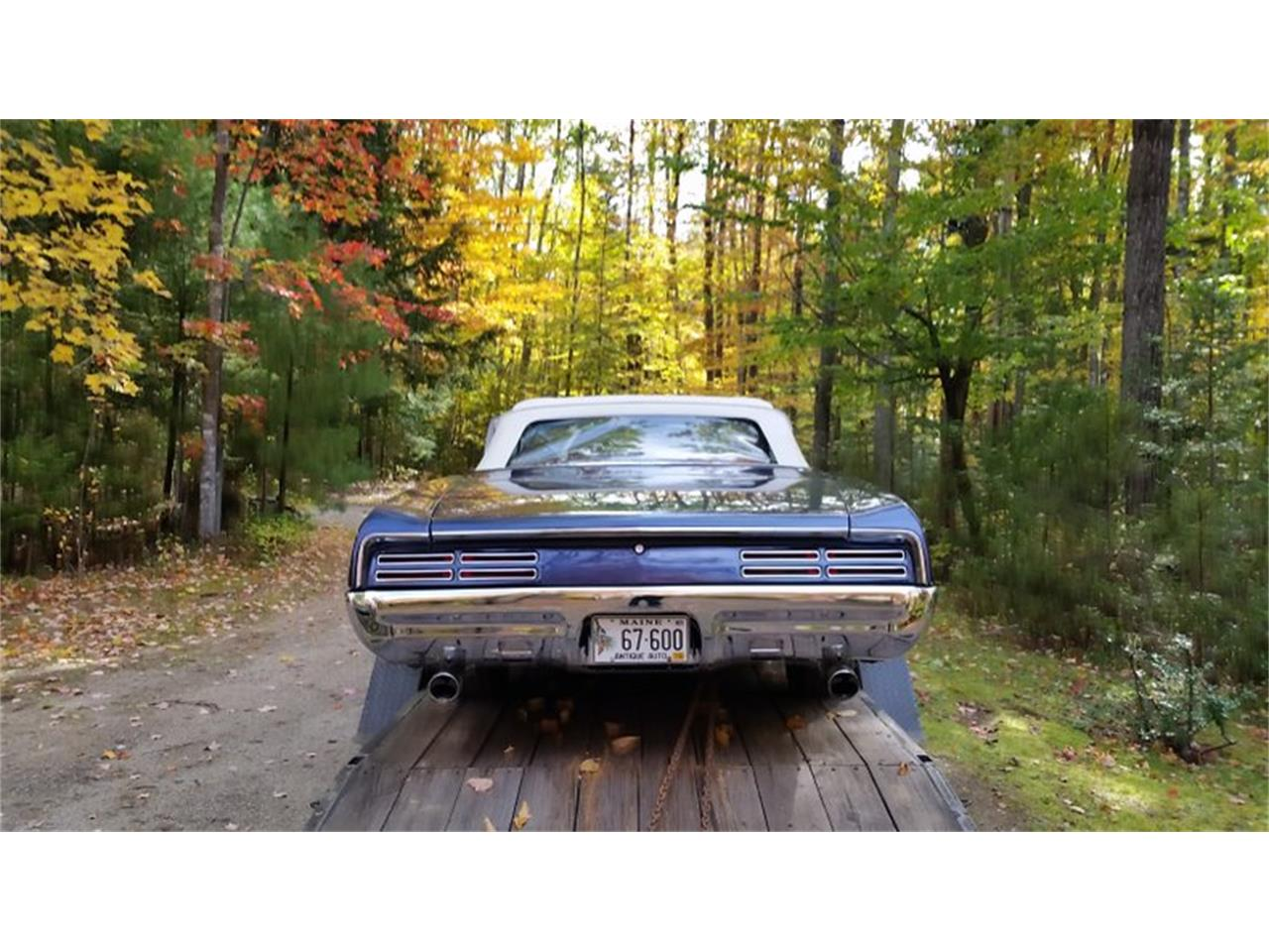 Large Picture of '67 GTO - NKGI