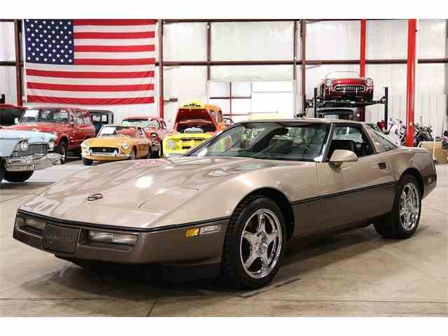 Picture of '84 Chevrolet Corvette located in Kentwood Michigan Offered by  - NKGJ