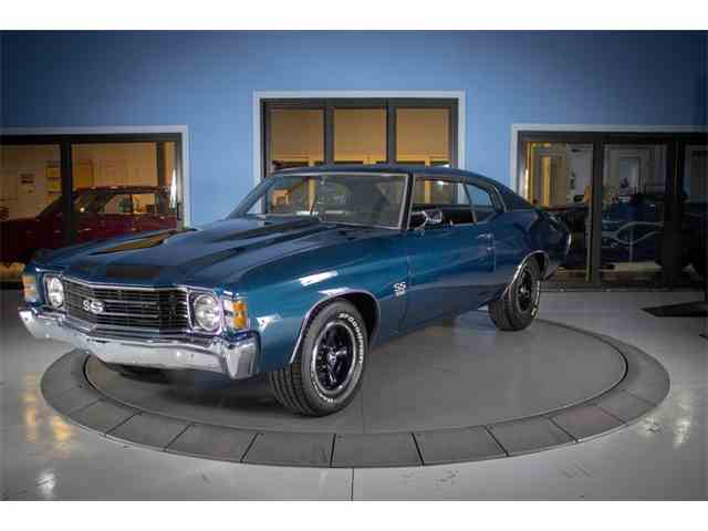 Picture of Classic '72 Chevrolet Chevelle - NKGX
