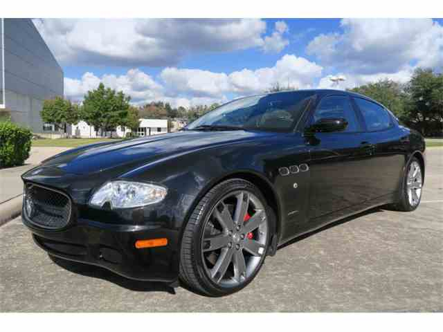 Picture of '08 Quattroporte - NKGY