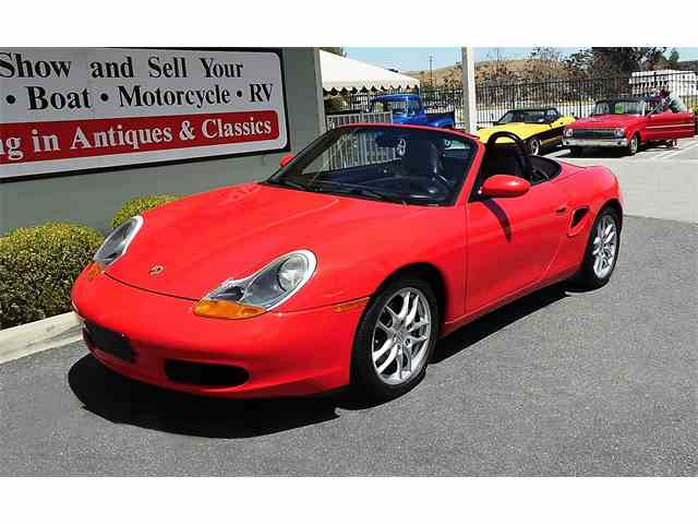 Picture of '02 Boxster - NDSI
