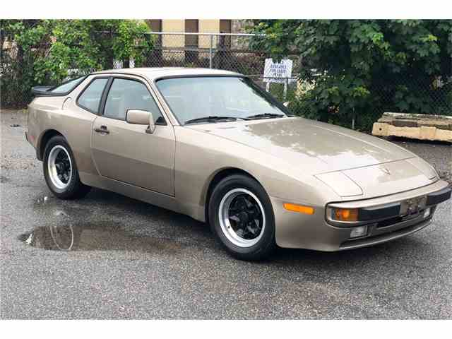 Picture of '83 Porsche 944 located in Connecticut Offered by  - NKH0