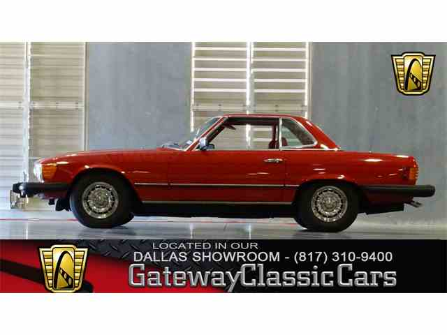 Picture of 1978 Mercedes-Benz 450SL located in DFW Airport Texas - $17,595.00 Offered by  - NKHH