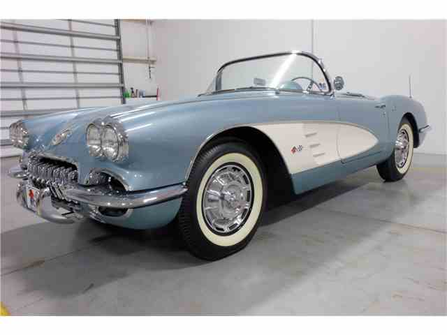 Picture of Classic 1959 Chevrolet Corvette located in Uncasville Connecticut Offered by  - NKHI