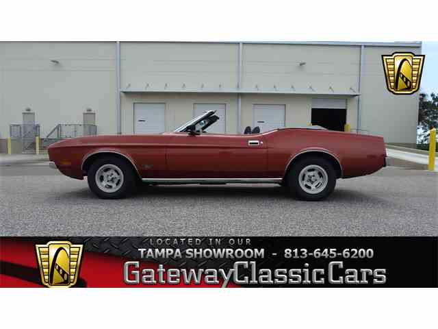Picture of 1973 Mustang located in Ruskin Florida - $20,995.00 Offered by  - NKHJ