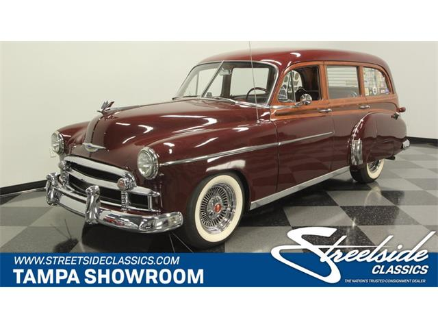 Picture of '50 Woody Wagon - NKHM
