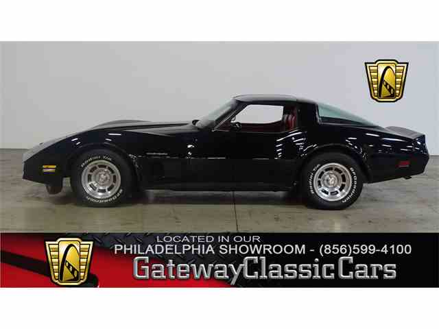 Picture of 1982 Chevrolet Corvette located in West Deptford New Jersey Offered by  - NKHN