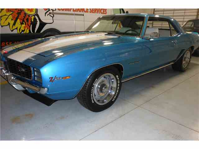 Picture of Classic '69 Camaro RS Z28 located in Connecticut Offered by  - NKHU