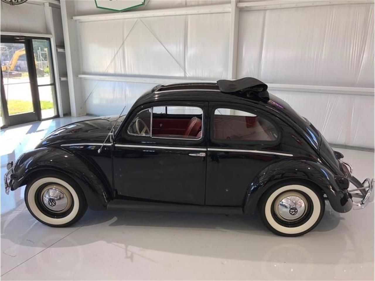 Large Picture of '56 Volkswagen Beetle located in Florida Auction Vehicle Offered by Premier Auction Group - NKI3