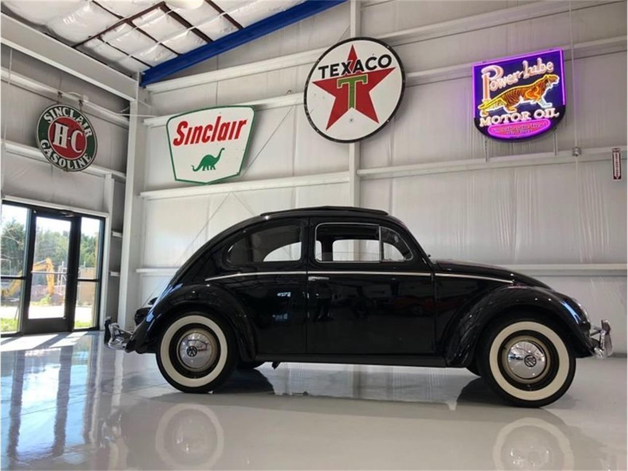 Large Picture of '56 Volkswagen Beetle located in Punta Gorda Florida Auction Vehicle - NKI3