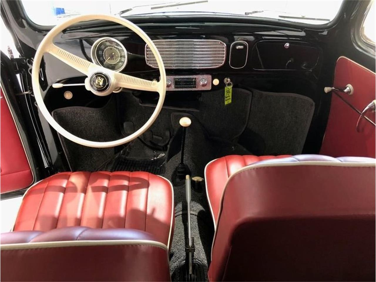 Large Picture of Classic 1956 Beetle located in Punta Gorda Florida Auction Vehicle Offered by Premier Auction Group - NKI3