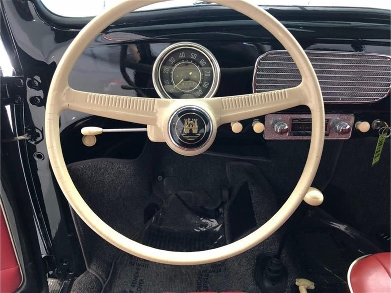 Large Picture of Classic '56 Volkswagen Beetle located in Punta Gorda Florida - NKI3