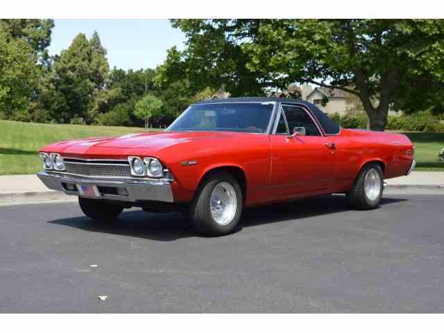 Picture of '69 Chevrolet El Camino - $18,900.00 - NKIH