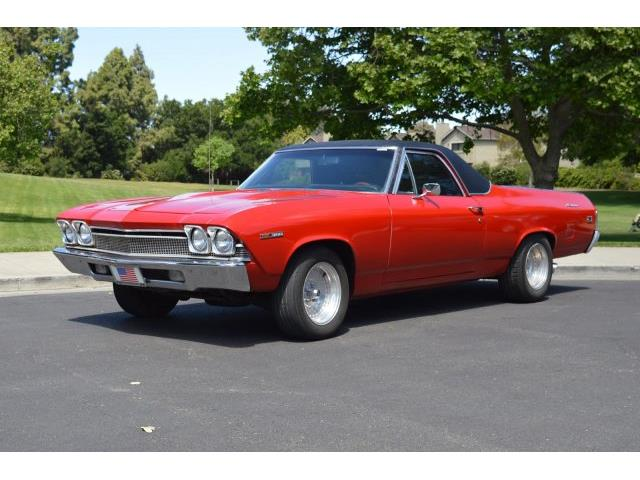 Picture of '69 El Camino - NKIH