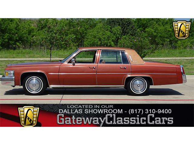 Picture of 1977 Cadillac Sedan - NKIV