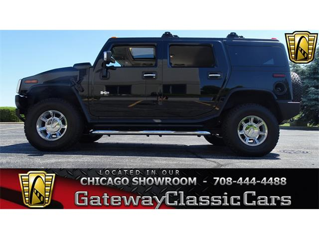 2005 Hummer H2 For Sale On Classiccars