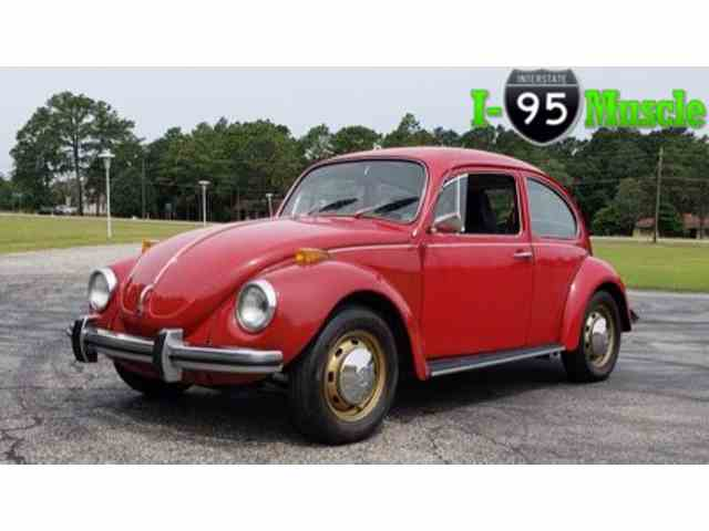 Picture of Classic 1971 Beetle located in Hope Mills North Carolina - NKJN