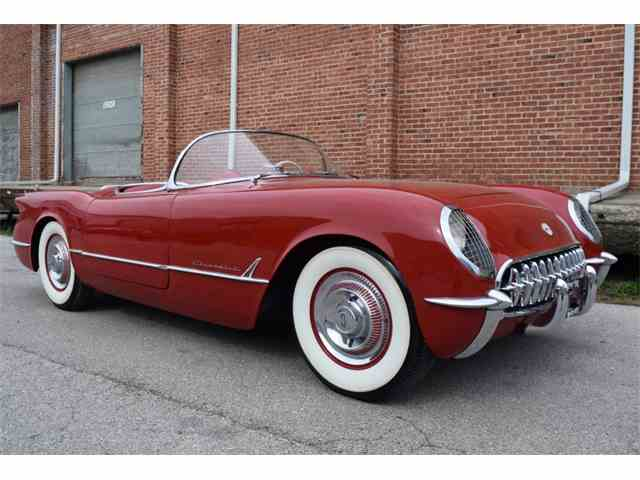 Picture of Classic 1954 Corvette - $79,999.00 Offered by  - NKJS